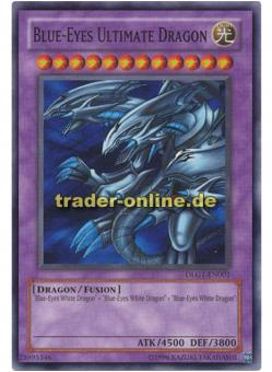 Blue-Eyes Ultimate Dragon (Blauäugiger ultimativer Drache)