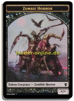 Token - Zombie Horror