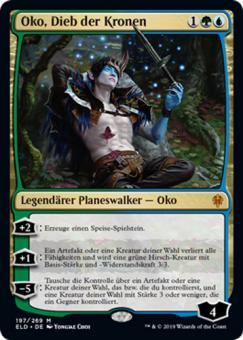 Oko, Dieb der Kronen