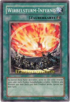 Wirbelsturm-Inferno
