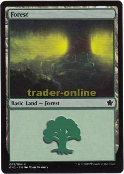 Forest (2 Motive verfügbar)