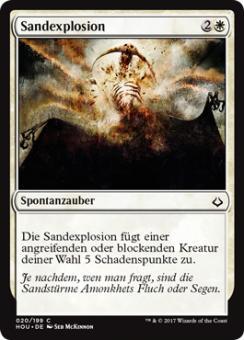 Sandexplosion