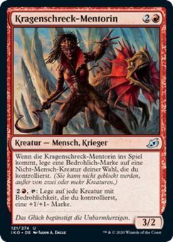 Kragenschreck-Mentorin