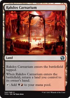 Rakdos Carnarium (Rakdos-Schlachtstätte)