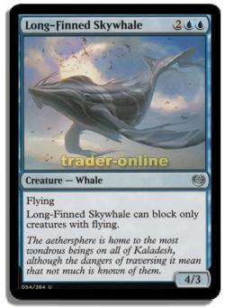 Long-Finned Skywhale