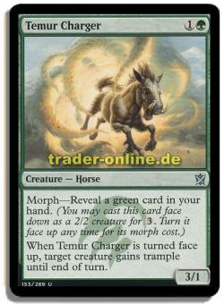 Temur Charger