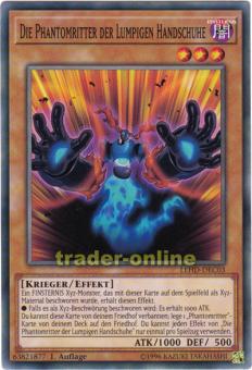 Die Phantomritter der Lumpigen Handschuhe