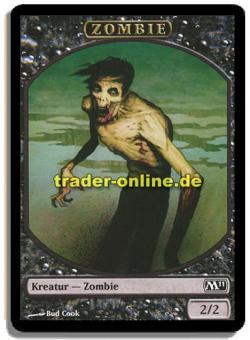 Spielstein - Zombie