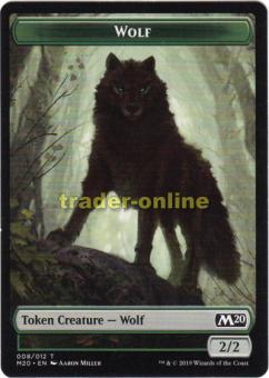 Token - Wolf (2/2)