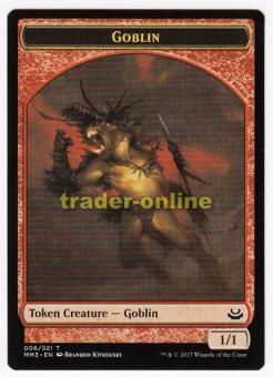 Token - Goblin (Red 1/1)