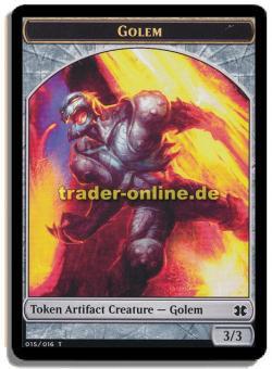 Token - Golem (Spielstein - Golem)