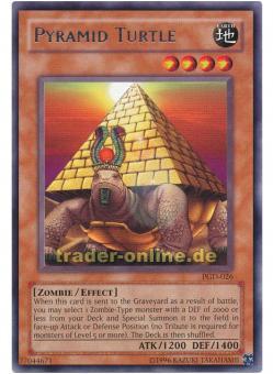 Pyramid Turtle (Pyramidenschildkröte)