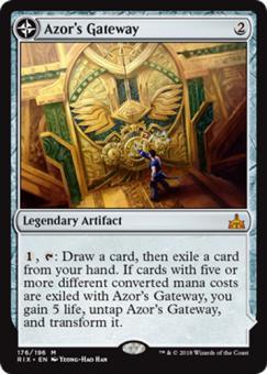 Azor's Gateway / Sanctum of the Sun