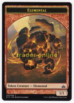 Token - Elemental (1/1)