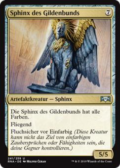 Sphinx des Gildenbunds