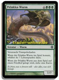 Pelakka-Wurm