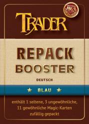 Repack-Booster blau deutsch