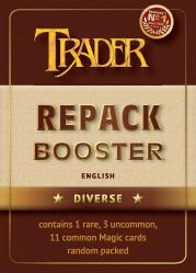 Repack-Booster diverse Farben englisch
