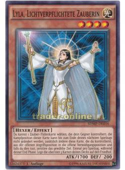 Lyla, Lichtverpflichtete Zauberin