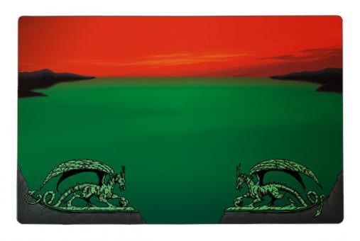 Dragon Shield Spielmatte Horizont