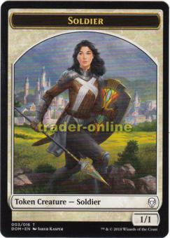 Token - Soldier (1/1)