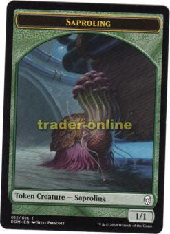 Token - Saproling (1/1) (Version 2)