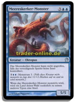 Meereskerker-Monster