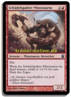 Schädelspalter-Minotaurus