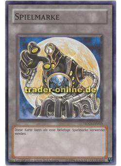 Spielmarke Arkane Macht XVIII - Der Mond (Token)