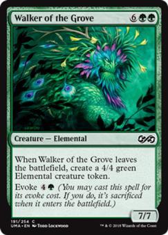 Walker of the Grove (Wanderer des Hains)