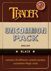 Uncommon-Pack schwarz englisch