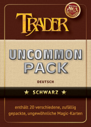 Uncommon-Pack schwarz deutsch