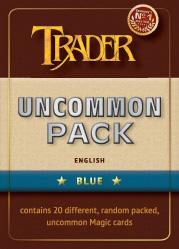 Uncommon-Pack blau englisch