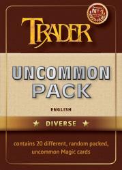 Uncommon-Pack diverse Farben englisch