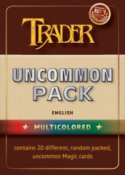 Uncommon-Pack mehrfarbig englisch