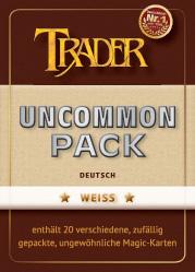Uncommon-Pack weiss deutsch