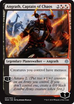 Angrath, Captain of Chaos