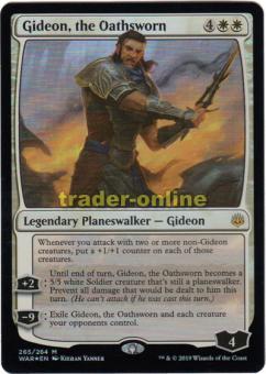 Gideon, the Oathsworn