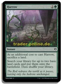 Harrow (Brandrodung)