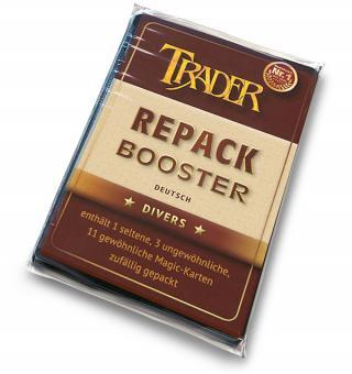 Repack-Booster diverse Farben deutsch