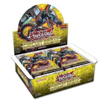 Circuit Break Booster-Display Box deutsch 1. Auflage