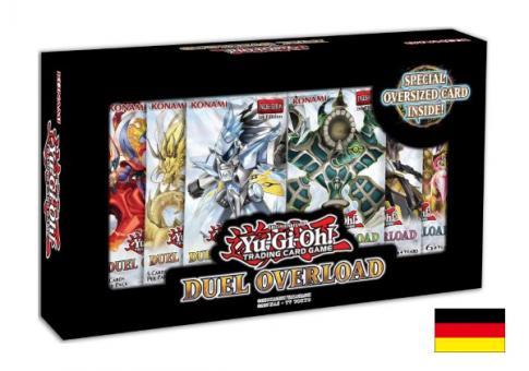 Duel Overload Box 1. Auflage deutsch