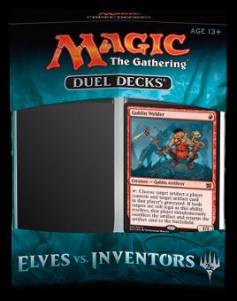 Elves vs. Inventors Duel Decks