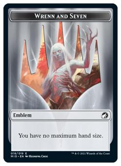 Emblem - Wrenn and Seven