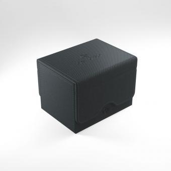 Gamegenic Premium Deckbox Convertible - Sidekick 100+ - Schwarz