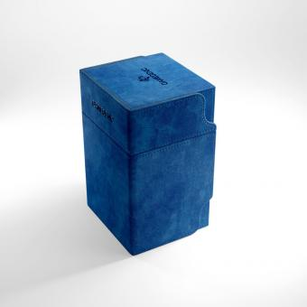 Gamegenic Premium Deckbox Convertible - Watchtower 100+ - Blau