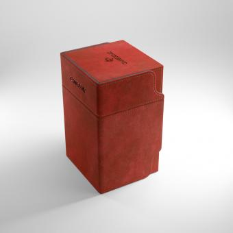 Gamegenic Premium Deckbox Convertible - Watchtower 100+ - Rot
