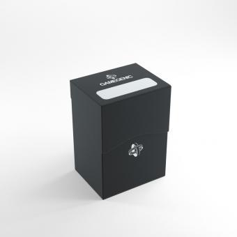 Gamegenic Deckbox 80+ - Schwarz