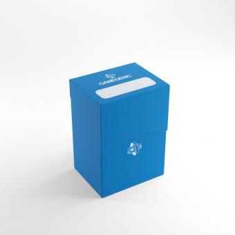 Gamegenic Deckbox 80+ - Blau