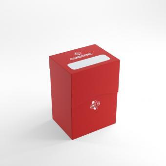 Gamegenic Deckbox 80+ - Rot